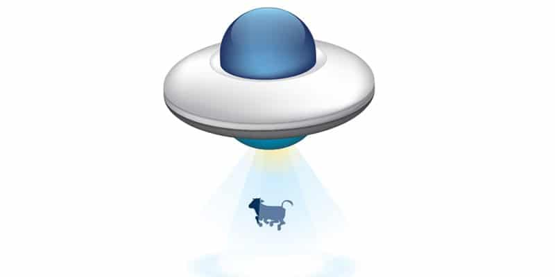 Create an Out Of This World Vector UFO