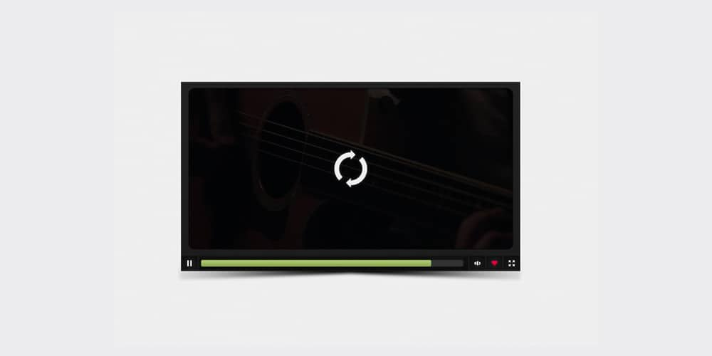 Dark Video Player