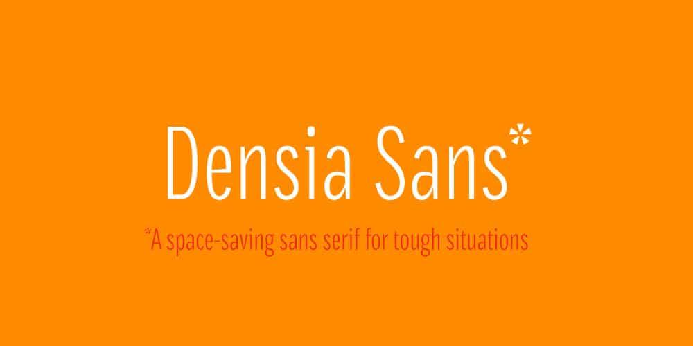 Densia Sans