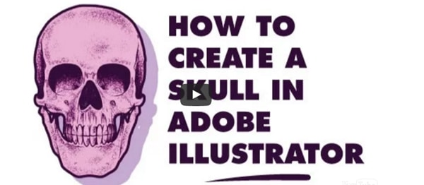 How to Create a Skull in Adobe Illustrator