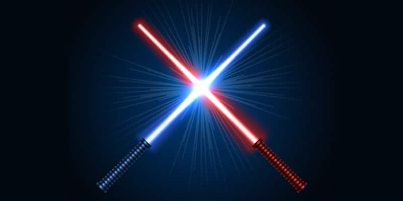 Lightsaber Vectors