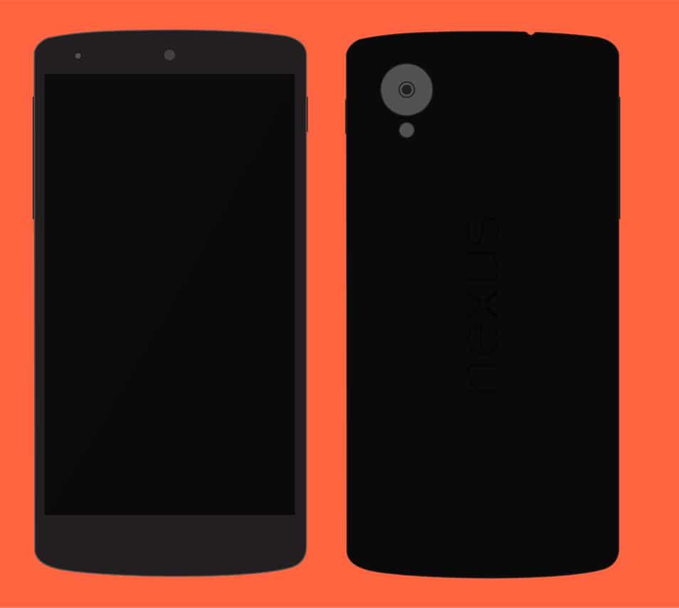 Nexus 5 Red Edition