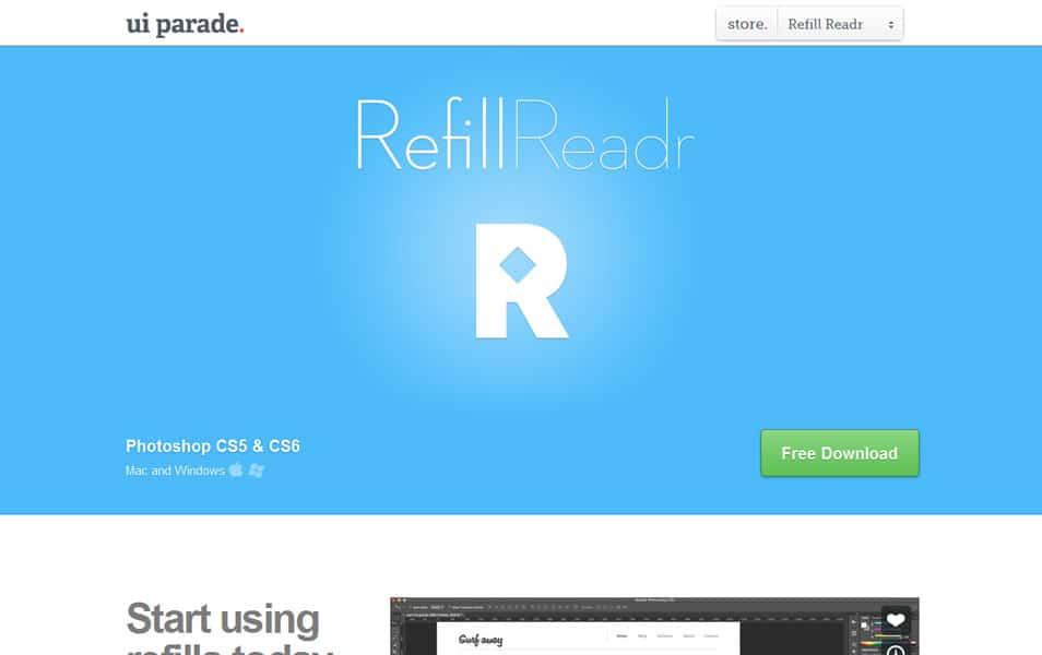Refill Readr