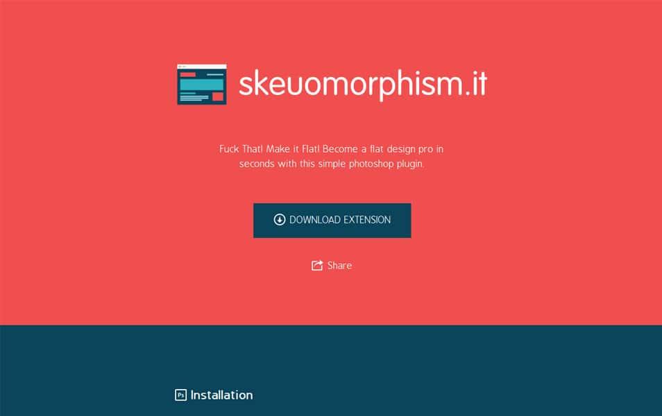 Skeuomorphism.it