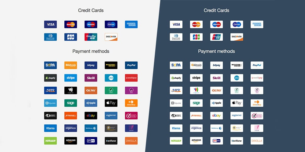 Ultimate Payment Icons