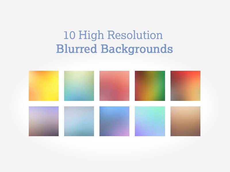 10-Free-High-Resolution-Blurred-Backgrounds