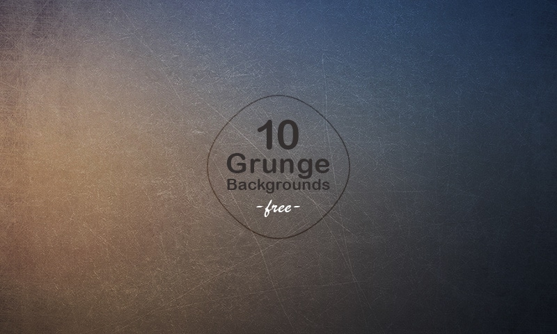 10 Grunge Blurred Backgrounds