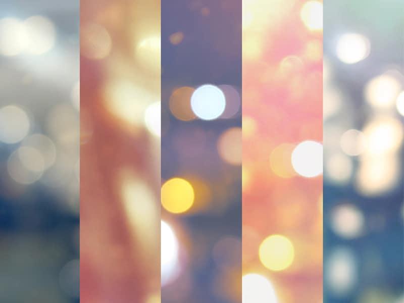 5-Bokeh-Backgrounds