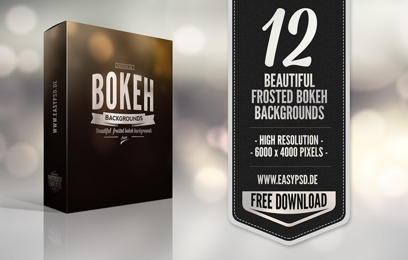 Free Bokeh Backgrounds