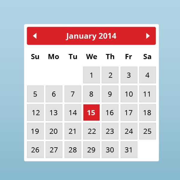 Free-Calendar-Widget-PSD