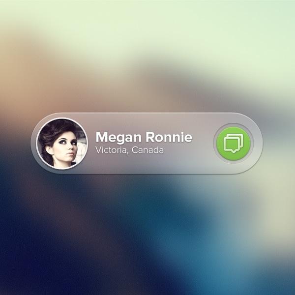 Message-Widget--PSD