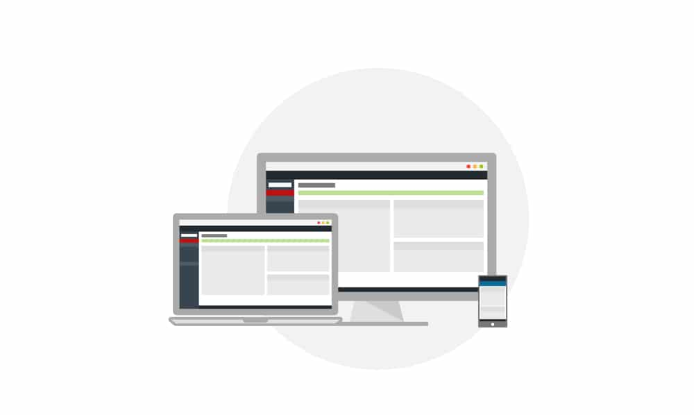 UI/UX Dashboard PSD