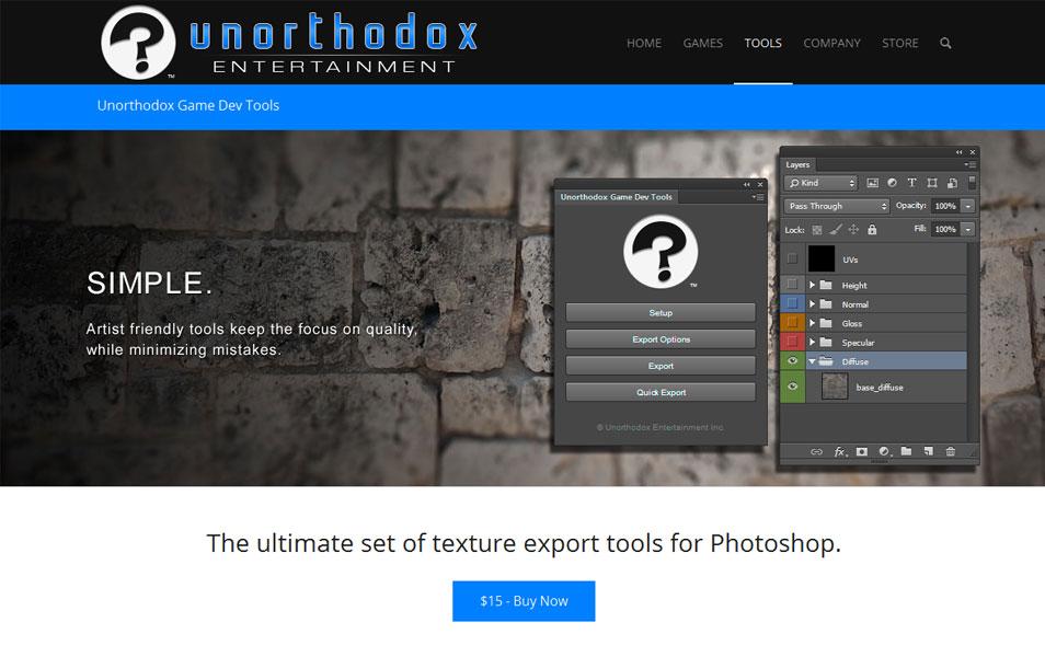 Unorthodox Game Dev Tools