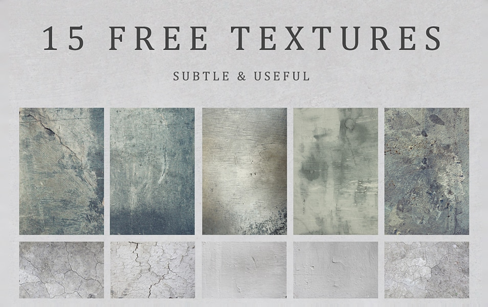 15 Free Textures