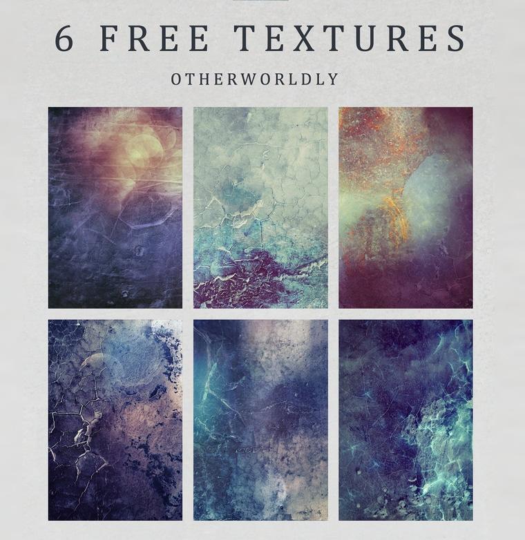 6 Free Textures