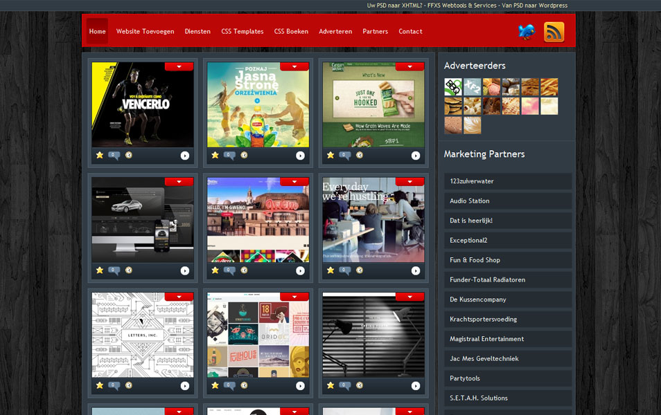 CSS Websites