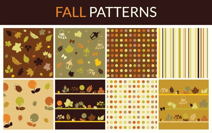 Free Fall Patterns