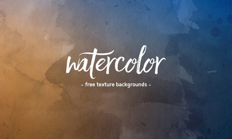 Free Hi-Res Watercolor Backgrounds