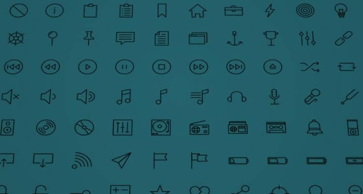 Free Linea Iconset