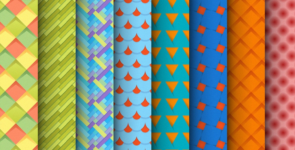 Free Material Design Patterns