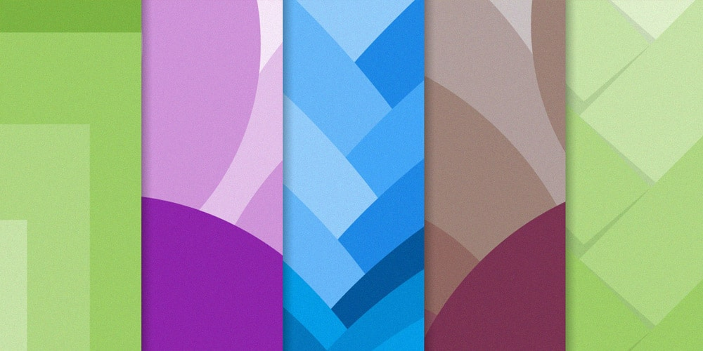 Free New Material Design Backgrounds