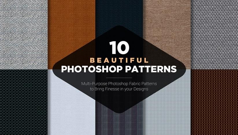 Free Photoshop Fabric Patterns
