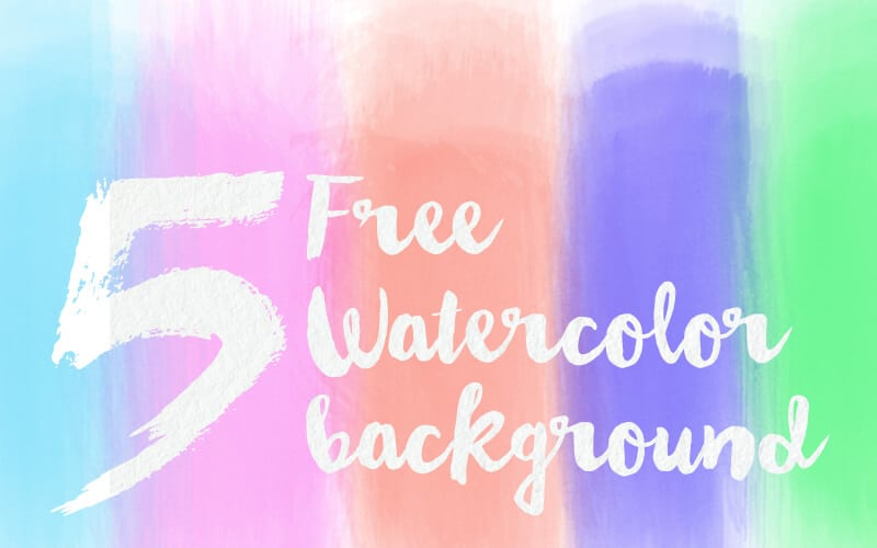 HD Watercolor Backgrounds