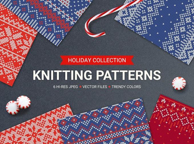 Knitting Seamless Patterns