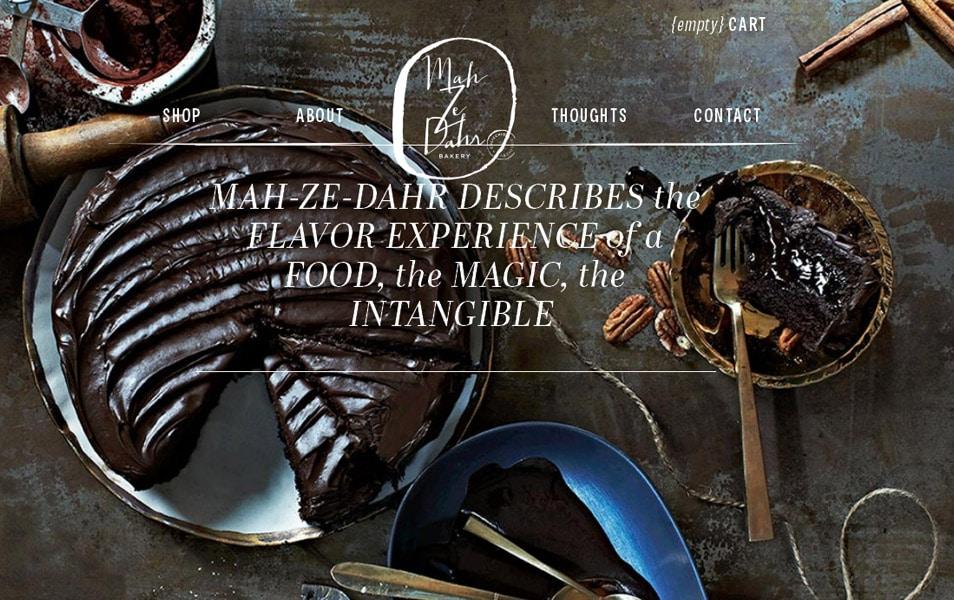 Mah-Ze-Dahr-Bakery