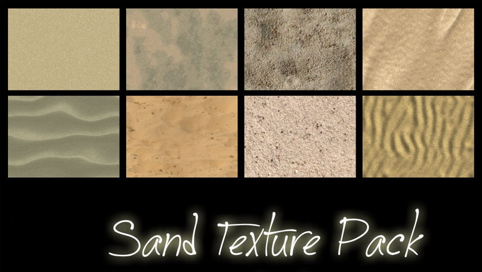 Sand-Texture-Pack