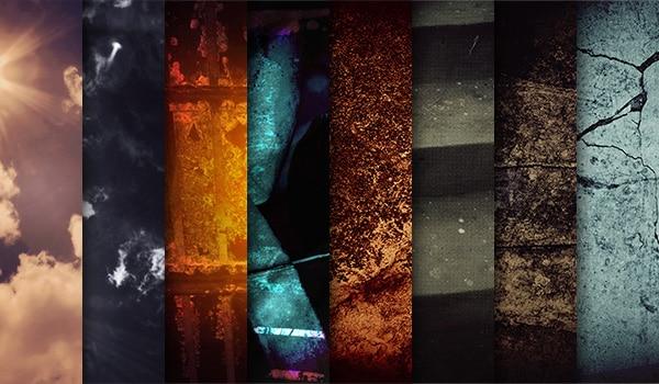 Thriller Dramatic Background Textures
