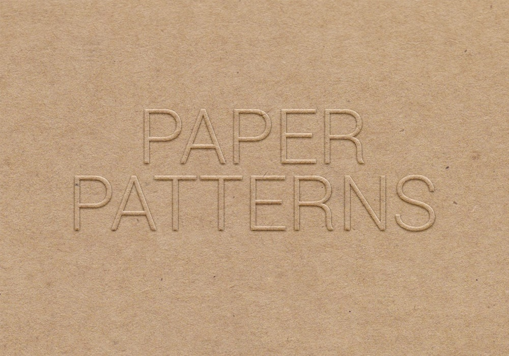 Tileable Seamless Paper Patterns