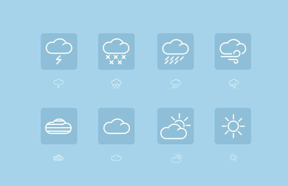 Weather-Icon-Set