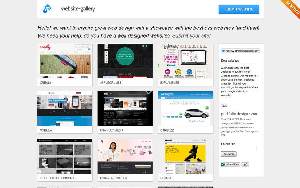 Website Gallery