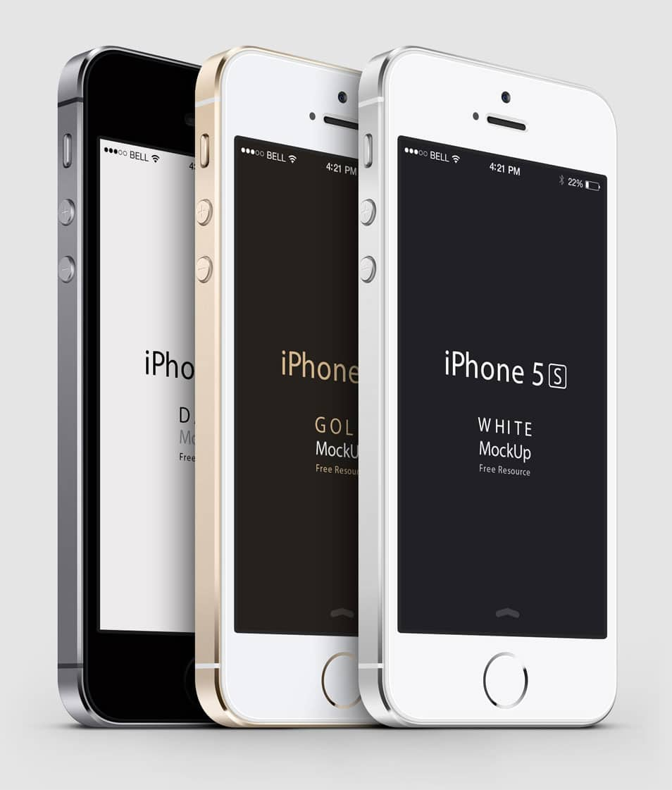 Best Collection of iphone Mockup Templates - CSS AUTHOR