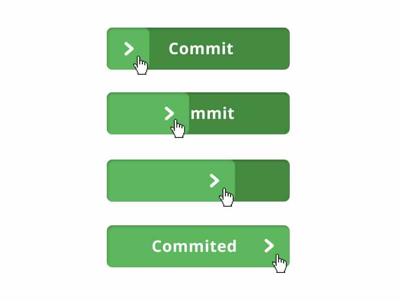 Commit Button Free PSD
