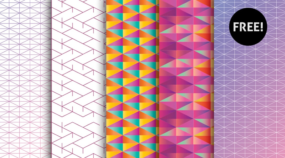 Vector Geometry Backgrounds