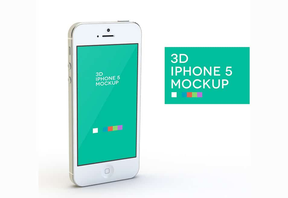 Best Collection of iphone Mockup Templates - CSS AUTHORIphone 5 Template Vector