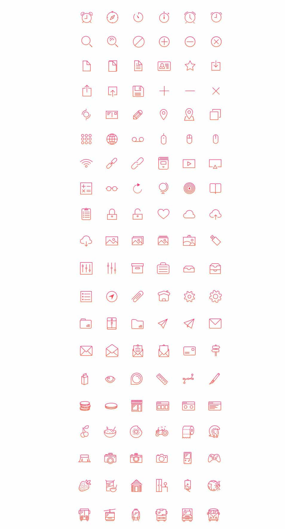 120 Retina Icon Pack