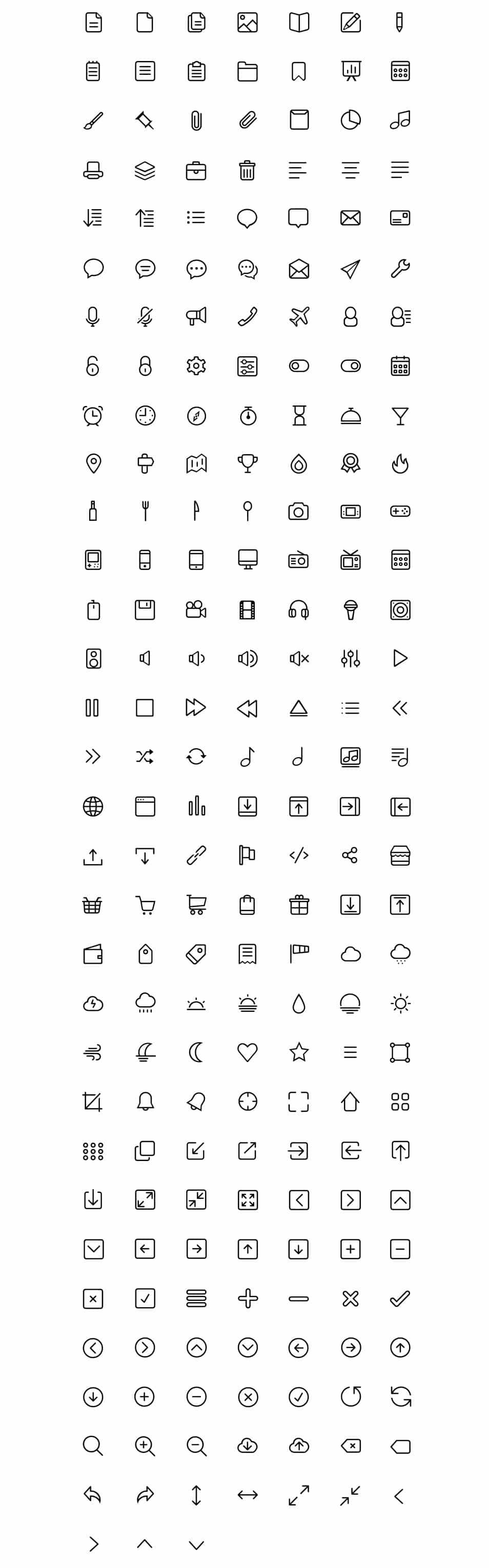 BigMug Icons