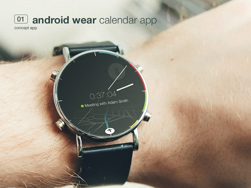 Calendar-App-for-Android-Wear