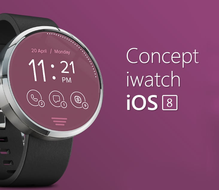 Concept-iOS8-in-iWatch