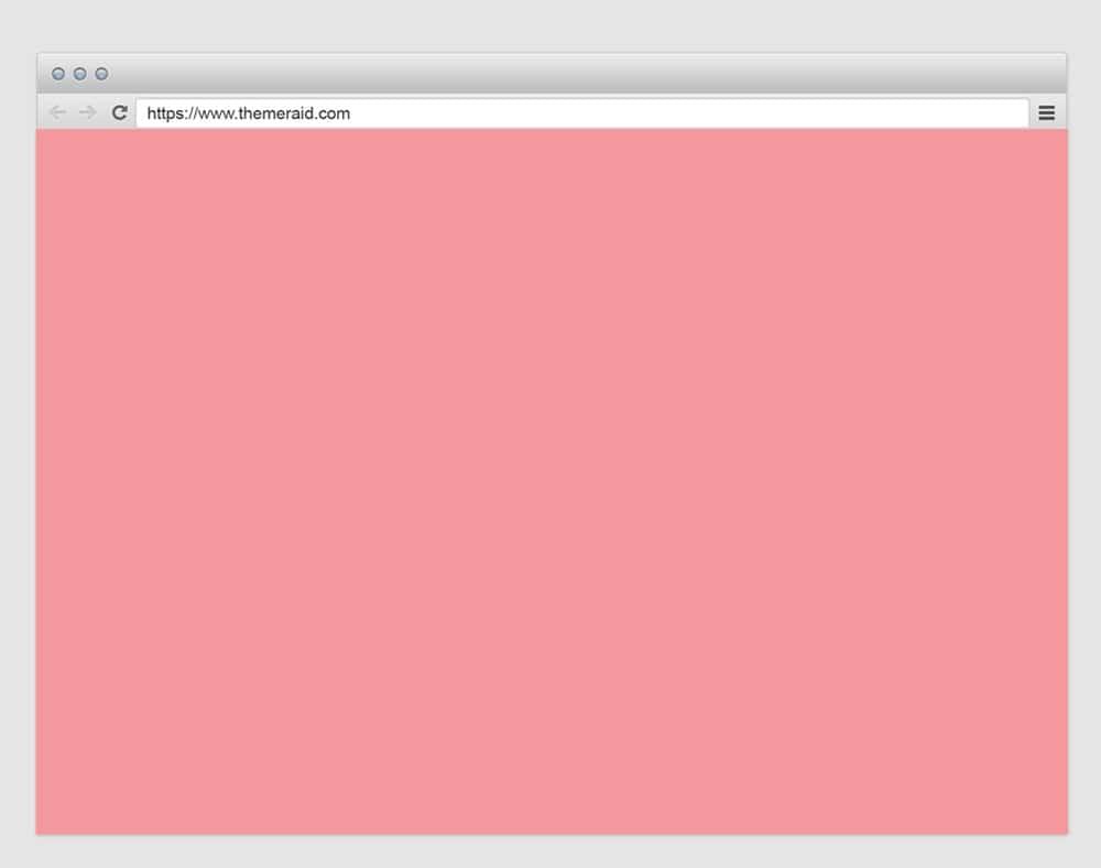 Free Browser Mockup PSD