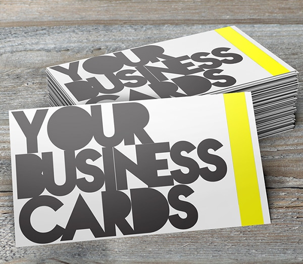 Free Business Card Mock Ups