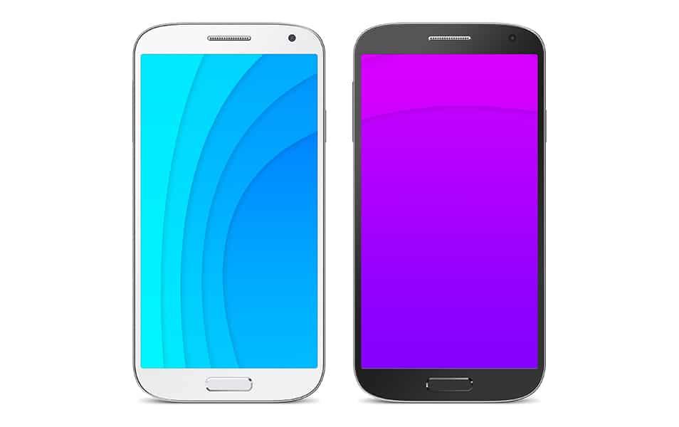 Free Galaxy S4 PSD Templates