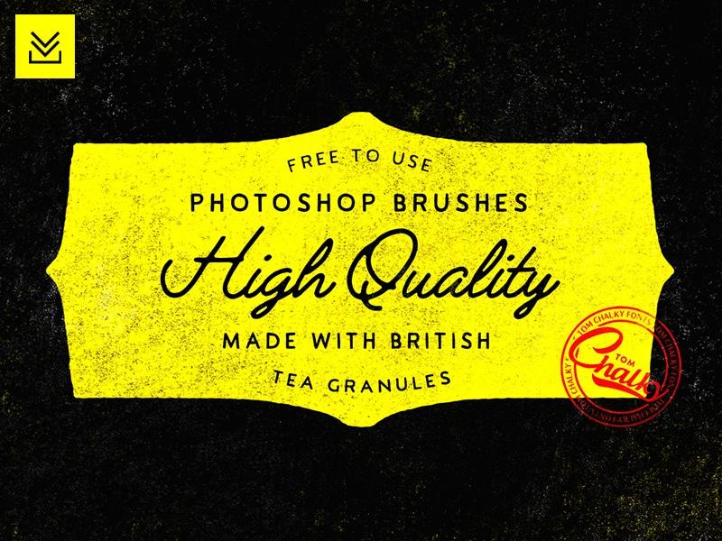Free Photoshop Brush Pack