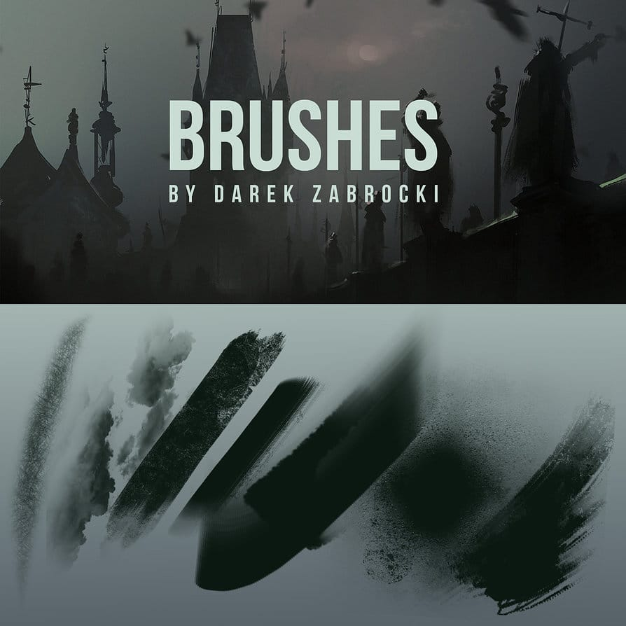 Essential Brushes For Digital Painting