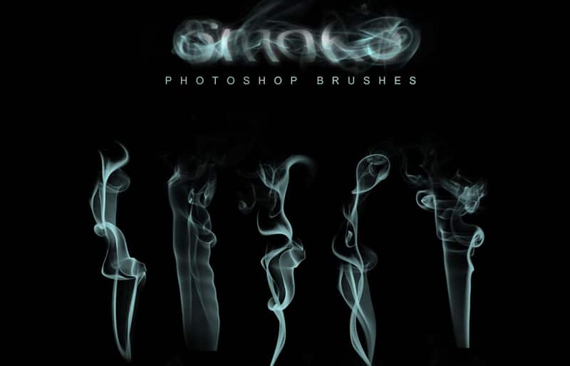 Free Photoshop Smoke Brushes
