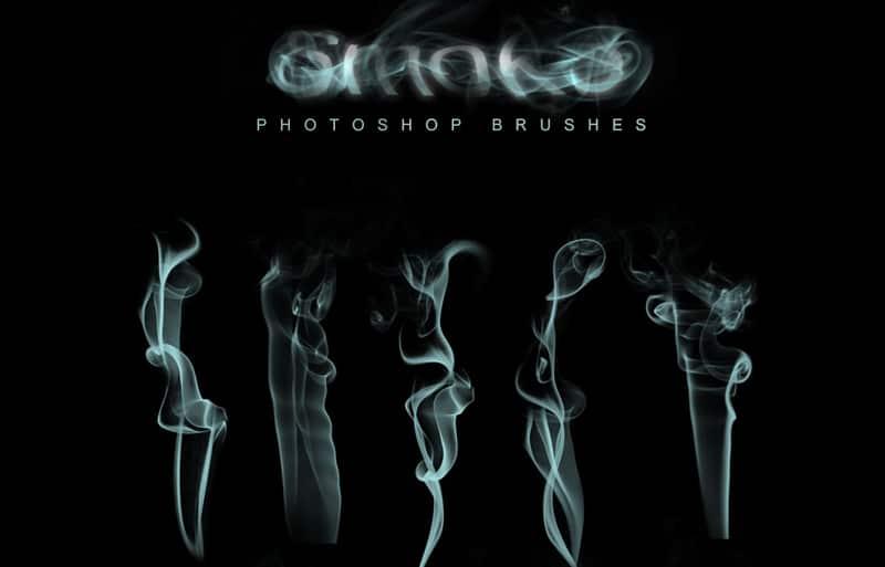 Free Photoshop Smoke Brushes