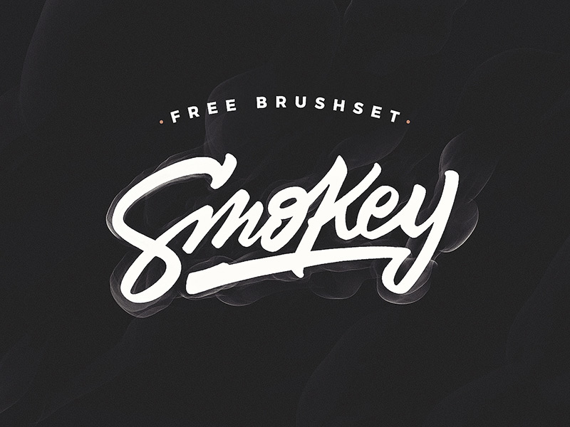 Free Smokey Brush Set